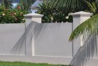 South Toowoomba Barrier wall fencing 1
