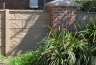 South Toowoomba Barrier wall fencing 4
